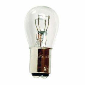 Lámpara Bombilla 2 polos _ Filamentos 12v 21_5w ( 20 unidades )