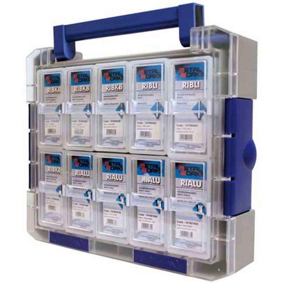kit-surtido-maleta-tuercas-remachables-metalworks-riset400