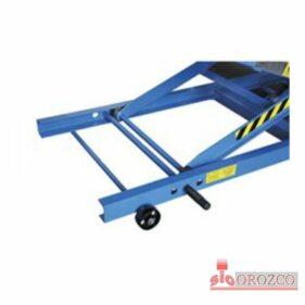 Elevador hidráulico para motos 400 kg 2
