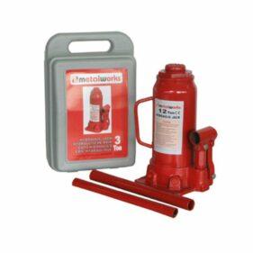 Gato hidráulico de botella 2 tn.Metalworks CATM1020