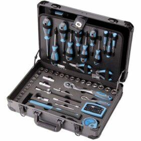 Maleta con herramientas 130 piezas