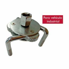 Llave Para Filtros de Aceite Vehiculo Industrial 3 Garras