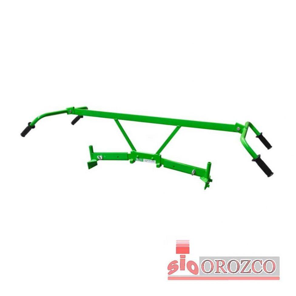 Levantador de placas Zipper PTH600