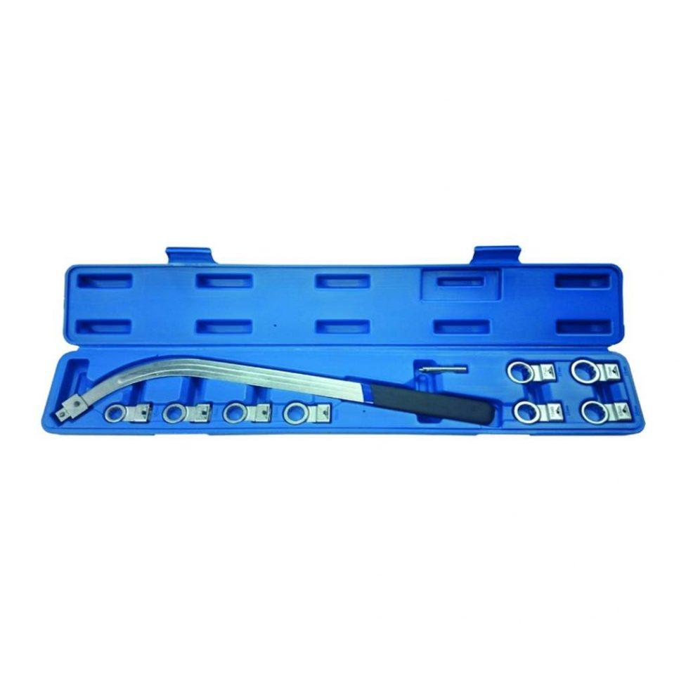 Llave para Tensores de Poleas de Distribución 12 a 19 mm.