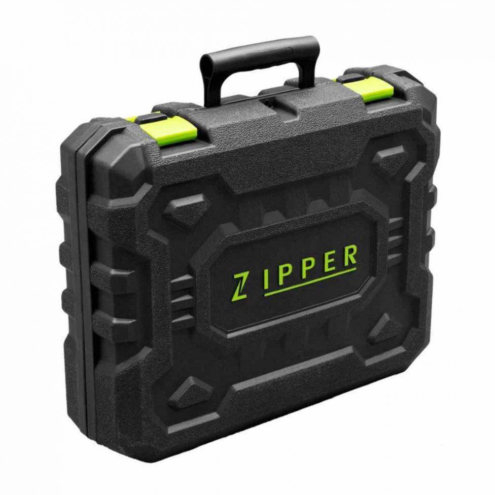 Martillo Taladro y Perforador 3 en 1 Zipper BHA1500D