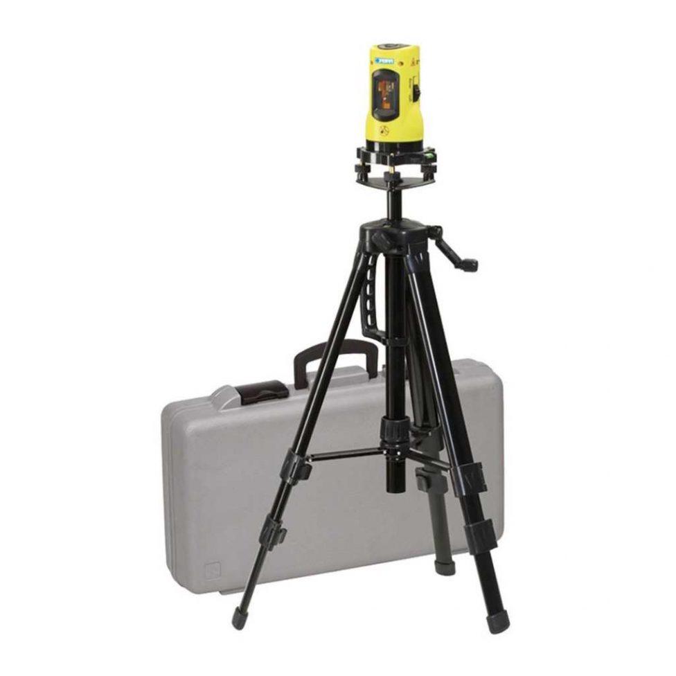 Nivel Laser Autonivelante con Tripode en Maletin