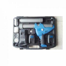Pistola para silicona a bateria 12v profesional con compresor