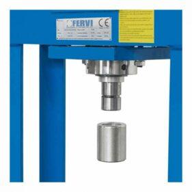 Prensa hidraulica manual 10 TN