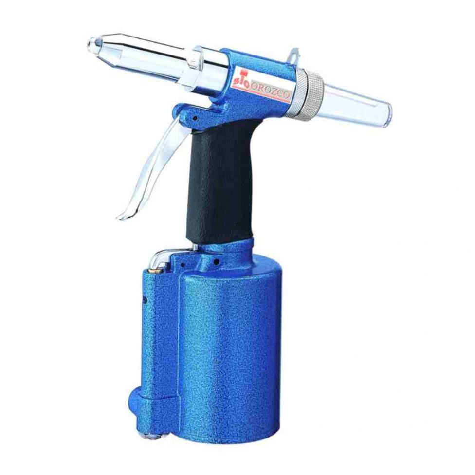 Remachadora Neumática Aire Comprimido Para Remaches 2,4 - 4,8mm