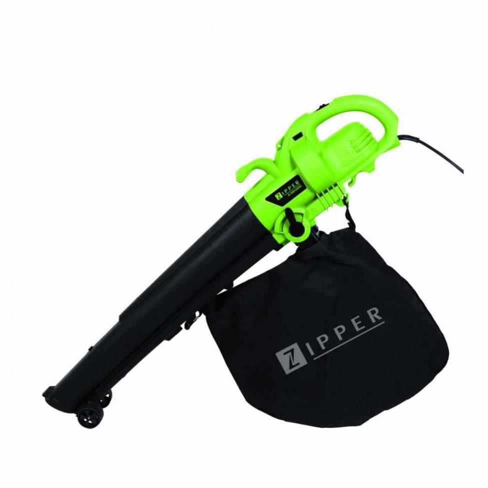 Soplador aspirador triturador de hojas electrico 3 en 1 Zipper SBH2600