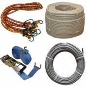 Cables, Cadenas y Cordeleria