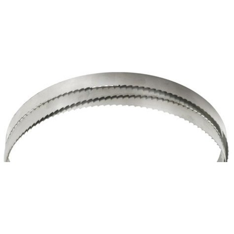 hoja de sierra para cinta banda de madera 2490 x 6 x 0,65mm. 4 ZZ