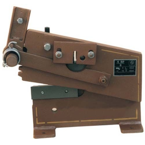 cizalla bir4rp/8, 8 mm. bir4rp/8 - metalworks