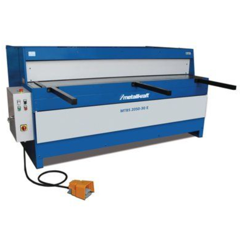 cizalla electrica mtbs 2055-30e - metallkraft