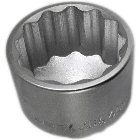 """llave de vaso impacto corta 3/4"""" 60mm"""