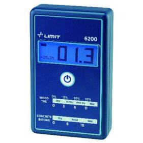 detector de humedad digital 6200 - limit