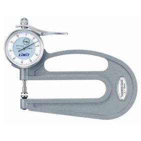 reloj comparador 120 mm profundidad 10 mm